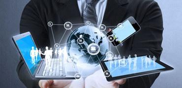数码、电子产品网站建设